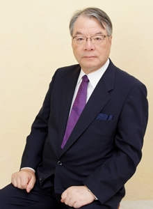 Yoshio Koshimura,Chairman of Japan Pet Food Association, an Incorporated Association